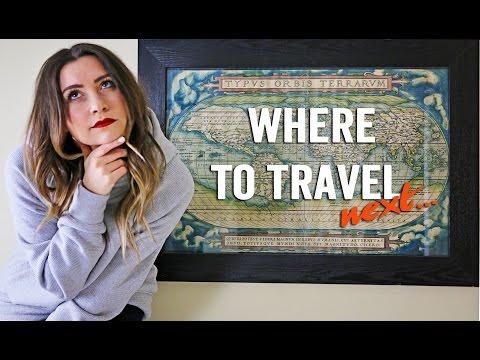 How I decide WHERE to TRAVEL NEXT...