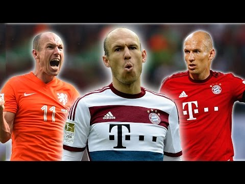 10 Things You Didn't Know About Arjen Robben