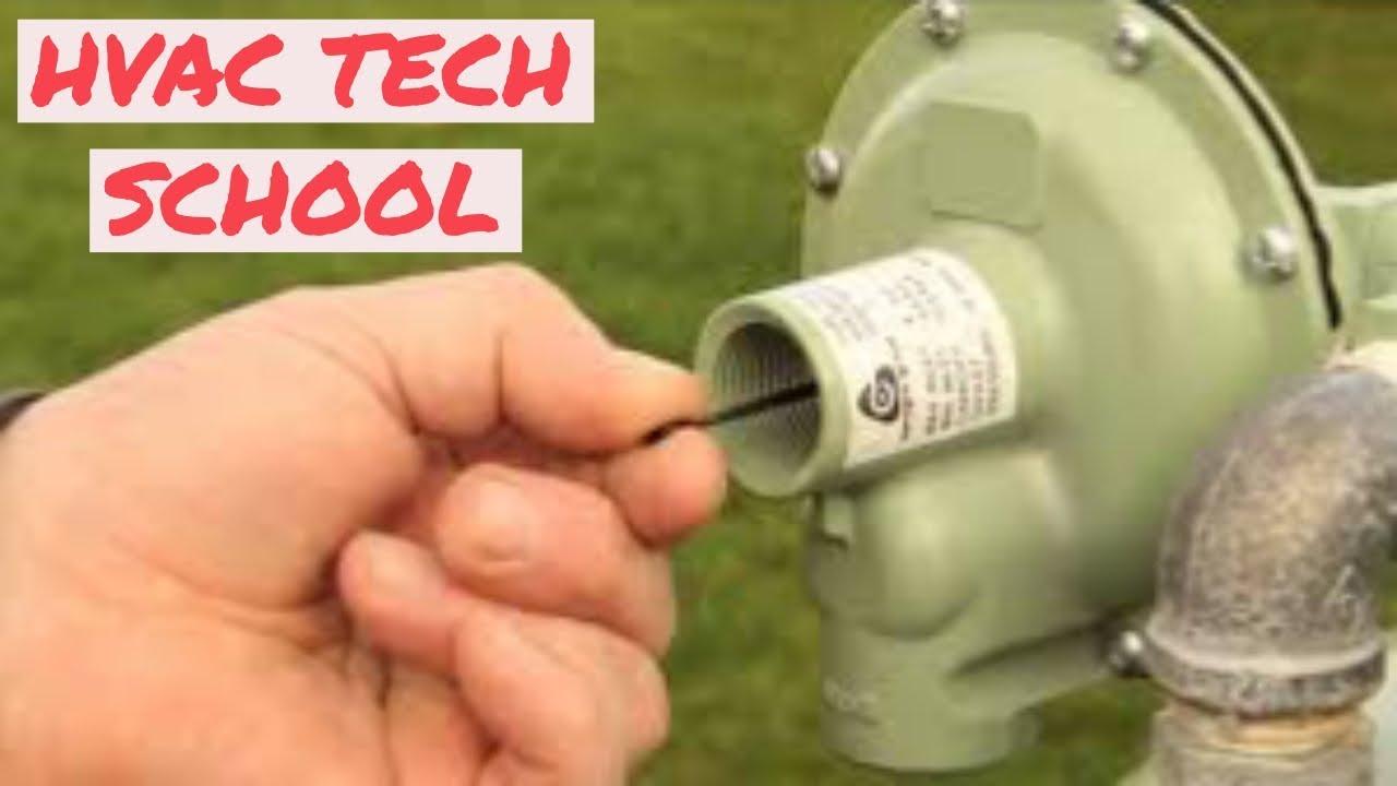 Tech Tip: Troubleshooting a Maxitrol Gas Pressure Regulator