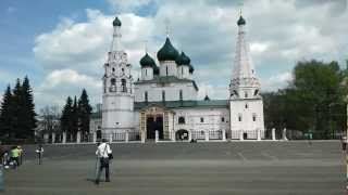 Достопримечательности Ярославля(http://aquarells.ru/Церковь Ильи Пророка (1647-1650) Ярославль.http://aquarells.ru/, 2012-05-07T16:49:01.000Z)