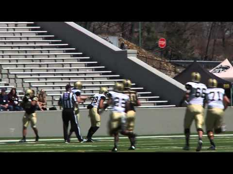 Recap: Army Football Spring Game 4-19-14