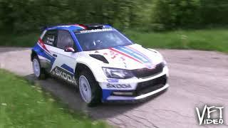 Jan KOPECKÝ - test na Rally Český Krumlov 16.5.2018 VFT