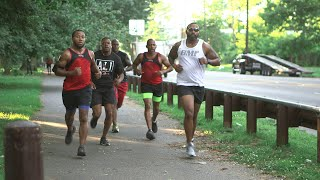 Black Men Run: Go Inside the Running Club | Pumped