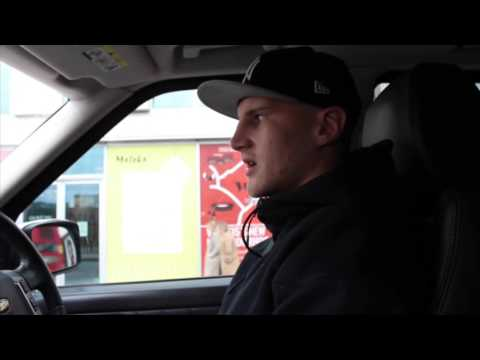 ON THE ROAD WITH MATCHROOM BOXING & MGM MARBELLA'S RISING STAR TOMMY MARTIN