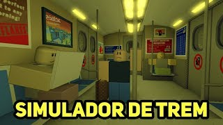 ROBLOX TRAIN SIMULATOR!!!