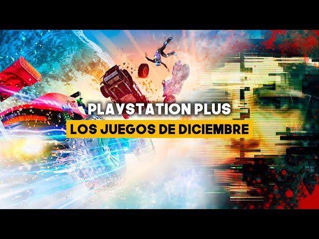 Anunciados Los Juegos Gratis De Ps Plus De Diciembre Meristation