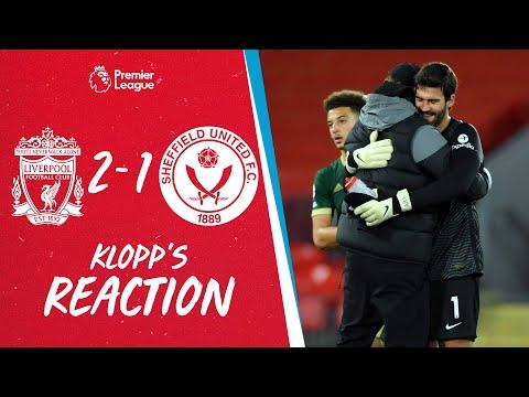 klopp's-reaction:-alisson's-return-key-decisions-&-attacking-options -liverpool-vs-sheff-utd