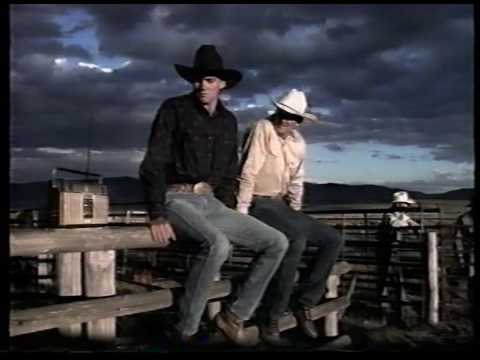 This 1995 George Strait Wrangler Commercial Is A Thing Of Beauty