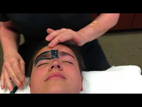 Eyebrow Wax by Aesthetician - Saltz Spa Vitoria