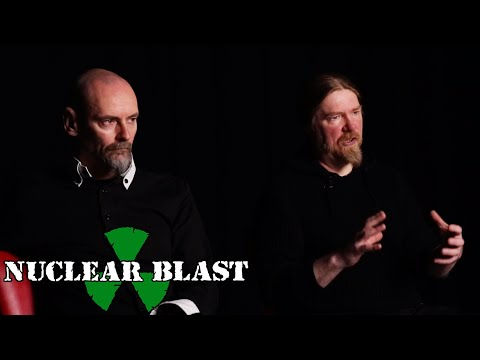 MY DYING BRIDE - Where was the new album recorded and who produced it? (OFFICIAL TRAILER)