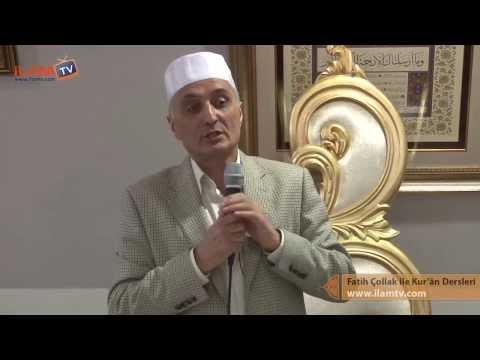 Kuran-ı Kerim'de Kıraat İhtilafları Neden Vardır? (Fatih Çollak)