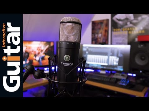 Townsend Labs Sphere L22 Modelling Microphone | Review