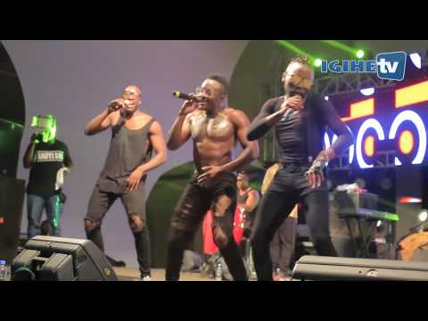 Highlights of Sauti Sol Live and Die in Africa Concert in Kigali (17th September 2016)