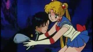 Beautiful Piano Song - Sailor Moon AMV, Ep. 40