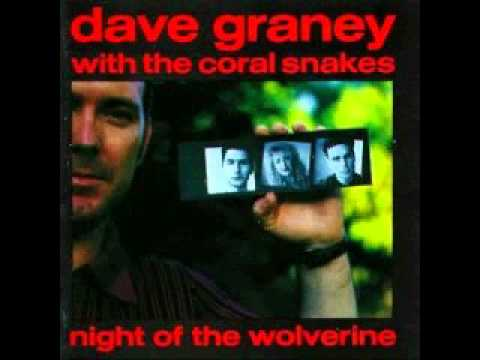 Dave Graney with the Coral Snakes - I Remember You (You're the Girl I Love)