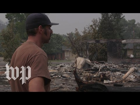 'I count my blessings': Redding resident saves home from Carr Fire