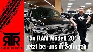 RAM 2019 wir haben reichlich eingekauft - RTR - RAM Truck Ranch