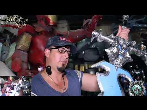 Richard Salazar en Mexicanisima Tv Desde Costa Rica