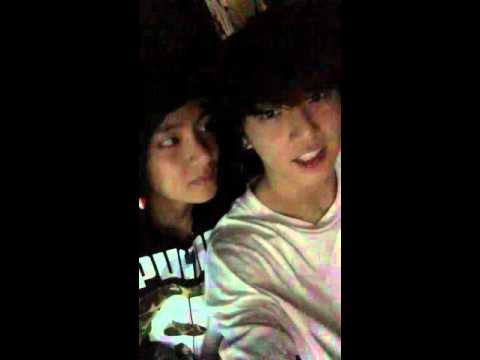 160506 BTS V & Jungkook Twitter Video