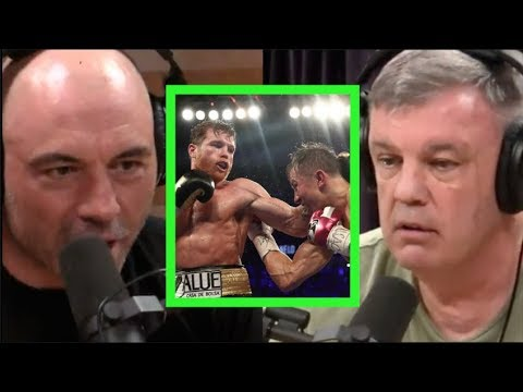 Joe Rogan & Teddy Atlas on Canelo vs  GGG II