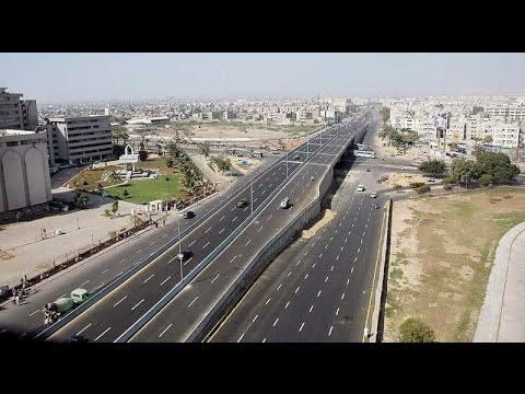 Shah Faisal to Korangi flyover opened after repair work