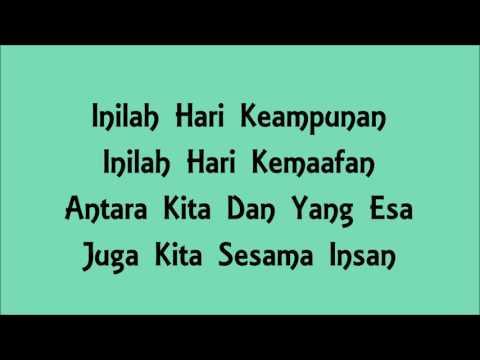 Dato' Siti Nurhaliza - Hari Kemenangan (Lyric)