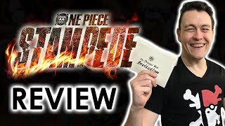 ONE PIECE STAMPEDE - Movie Review