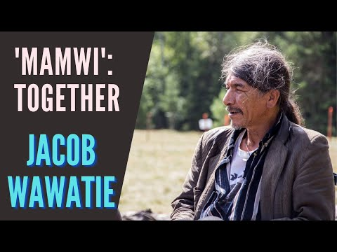 Mamwi (together, in the Algonquian language)