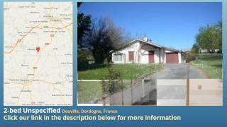 2-bed Unspecified for Sale in Douville, Dordogne, France on frenchlife.biz