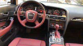 Тюнинг салон Audi A6