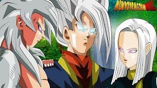 LA PELICULA DEL HIJO DE GOKU Y NEAN COMPLETA | Mundo Dragon Ball