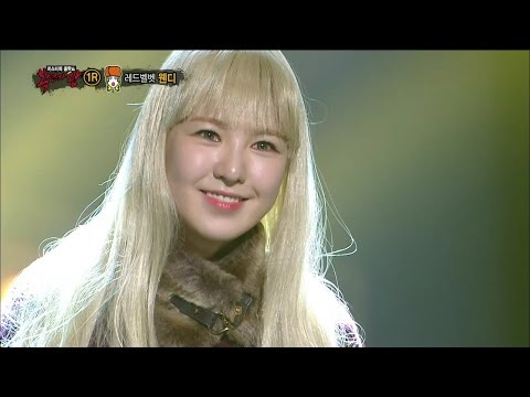 【TVPP】WENDY(Red Velvet) - The Late Regret, 웬디(레드벨벳) - 늦은 후회 @ King Of Masked Singer