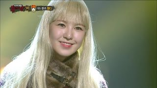 【TVPP】WENDY(Red Velvet) - The Late Regret, 웬디(레드벨벳) - 늦은 후회 @ King Of Masked Singer