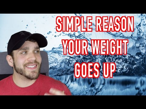 Water Weight And How It Impacts Weight Loss
