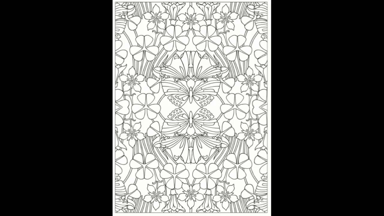 every pattern coloring pages - photo#27