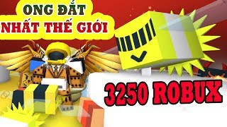 Roblox | Remove 3250 Robux to buy the rarest bee | Bee Swarm Simulator | MinhMaMa