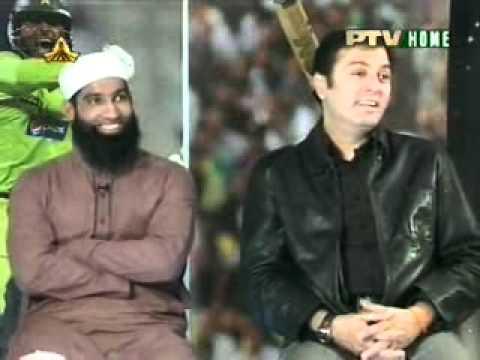 Cricket World Cup  with rameez raja