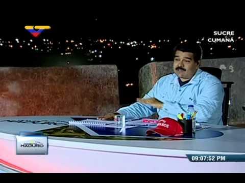 Maduro: Los burócratas y corruptos son enemigos peores que el Imperialismo