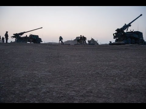 Syria: Fighting in the province of Deir ez-Zor