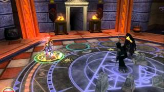 Wizard101-Fighting the Hoarder