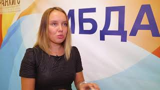 Вероника Тур. Отзыв об обучении в ИБДА РАНХиГС.