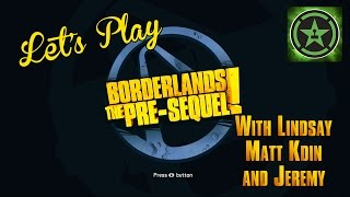 Let's Play - Borderlands: The Pre-Sequel