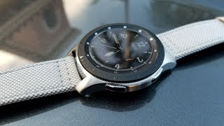 Galaxy Watch Review - TechAppetite