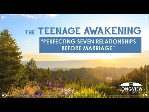 The Teenage Awakening Part 4 - Sunday Evening Service 3/18/18 - Pastor Bob Gray II
