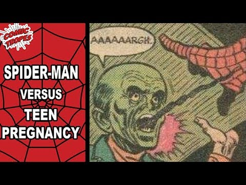 Spider-Man Vs. Teen Pregnancy
