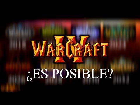 Warcraft 4 ¿Es posible? ¿De que podría tratar?
