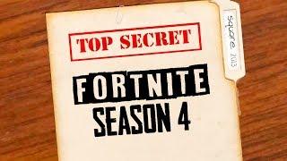 Fortnite es Staffel 4 Geheimnis...
