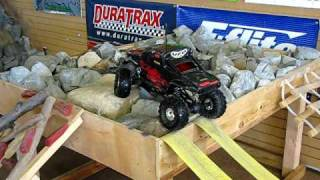 Indoor Rock Crawling Course - HobbyTown USA Concord, California