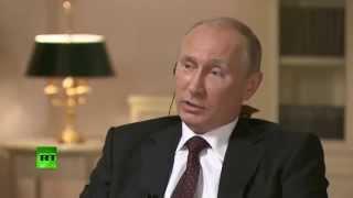 Путин про групповой секс