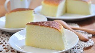 輕乳酪蛋糕。soft cheese cake